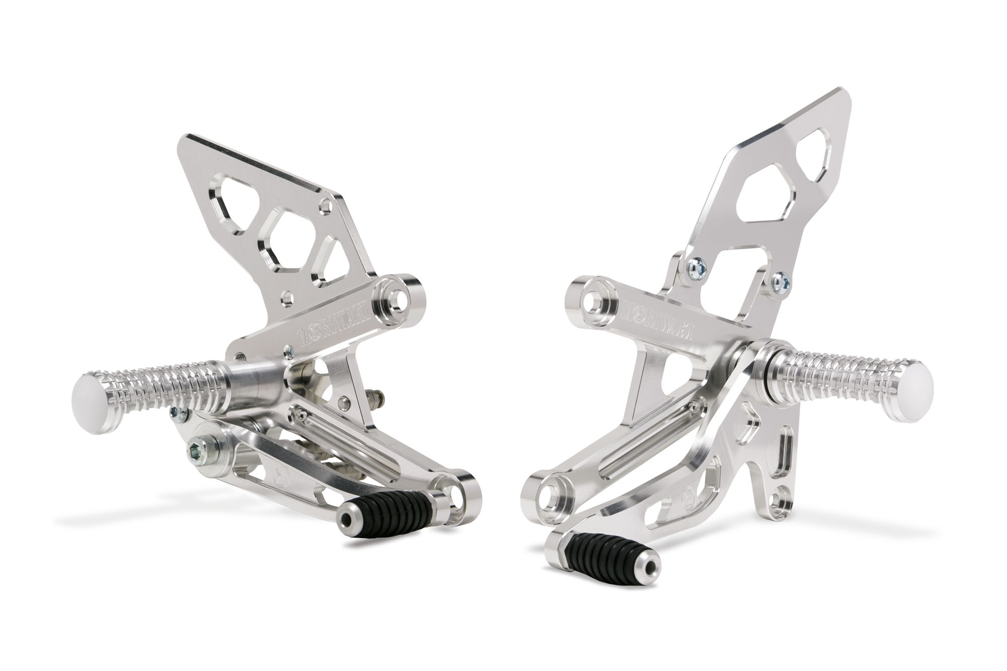 CBR250RR 17- BACK STEP KIT SILVER