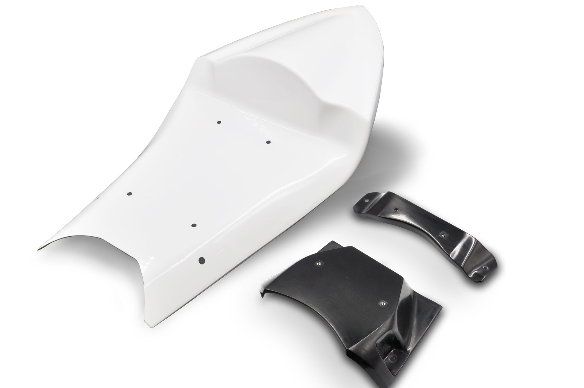 HRC CBR1000RR-R 20- Seat Cowl Set for 24ℓ Fuel Tank