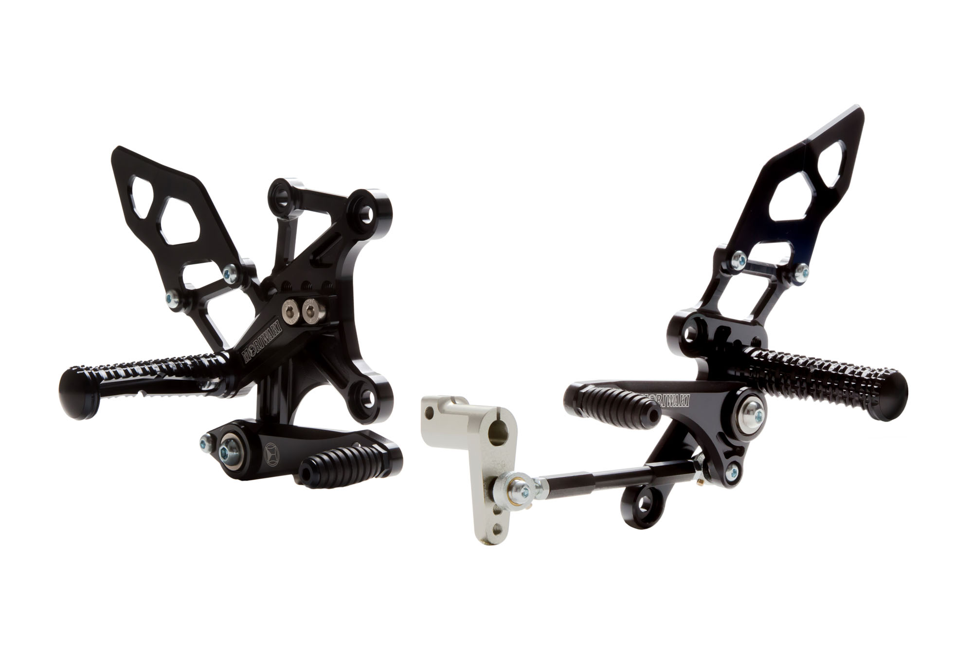 Ninja400/250 18-、Z250/400 19- BACK STEP KIT BLACK