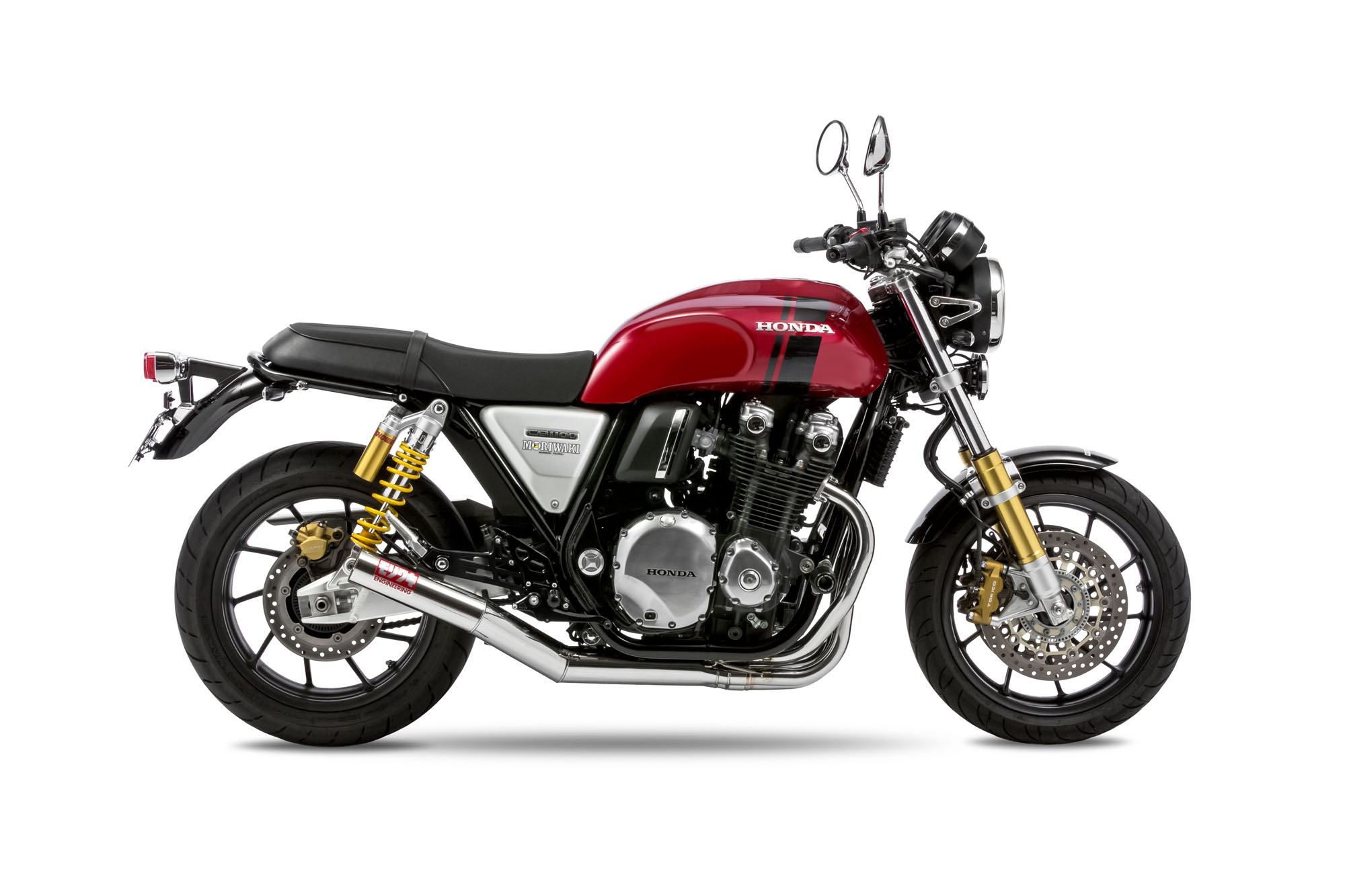 CB1100 19-、CB1100EX/RS 17-  FullExhaust ONE-PIECE SUS