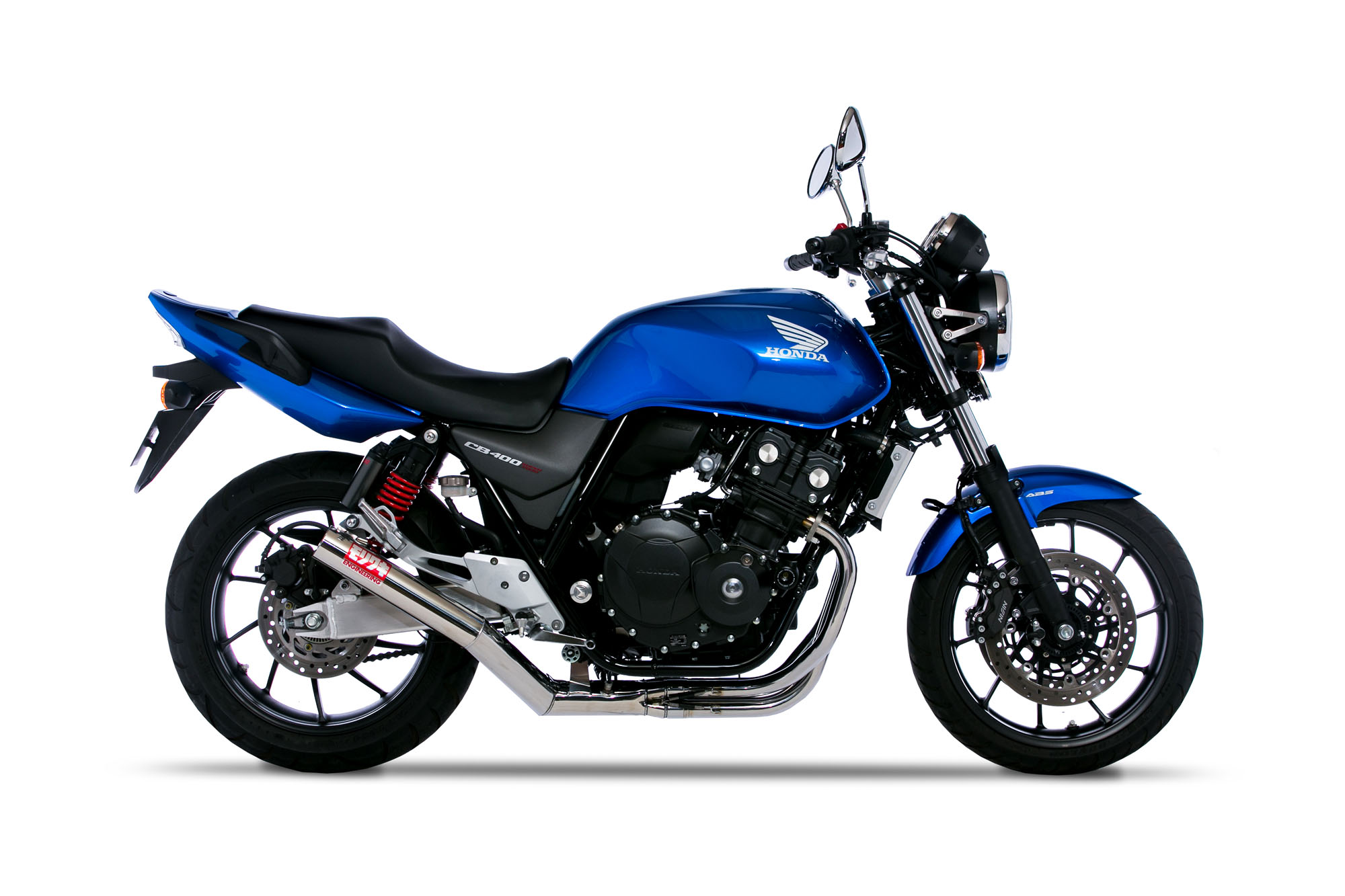 CB400SF/SB Revo 18- ONE-PIECE SUS