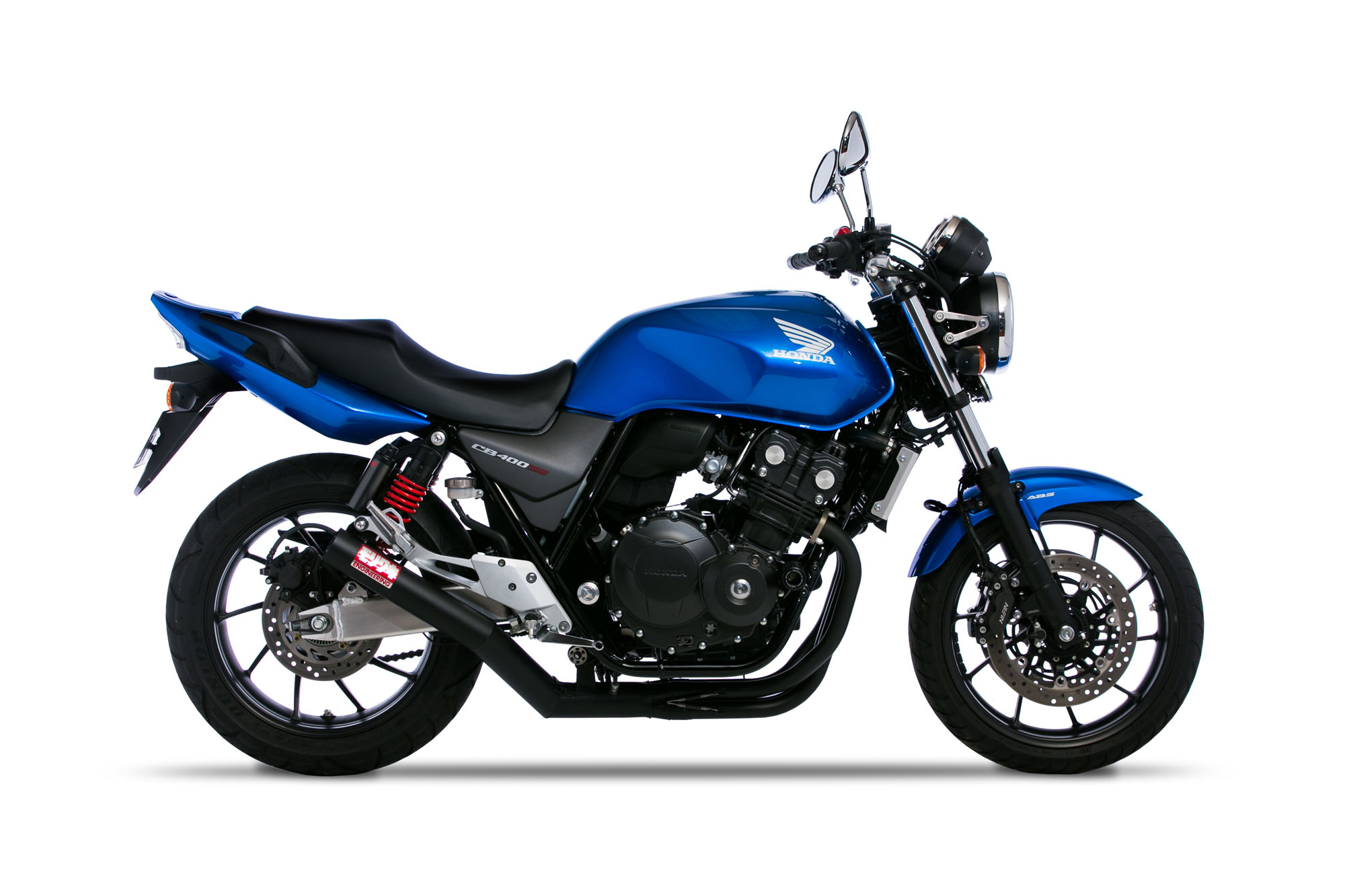 CB400SF/SB H-V REVO 18- ONE-PIECE BK