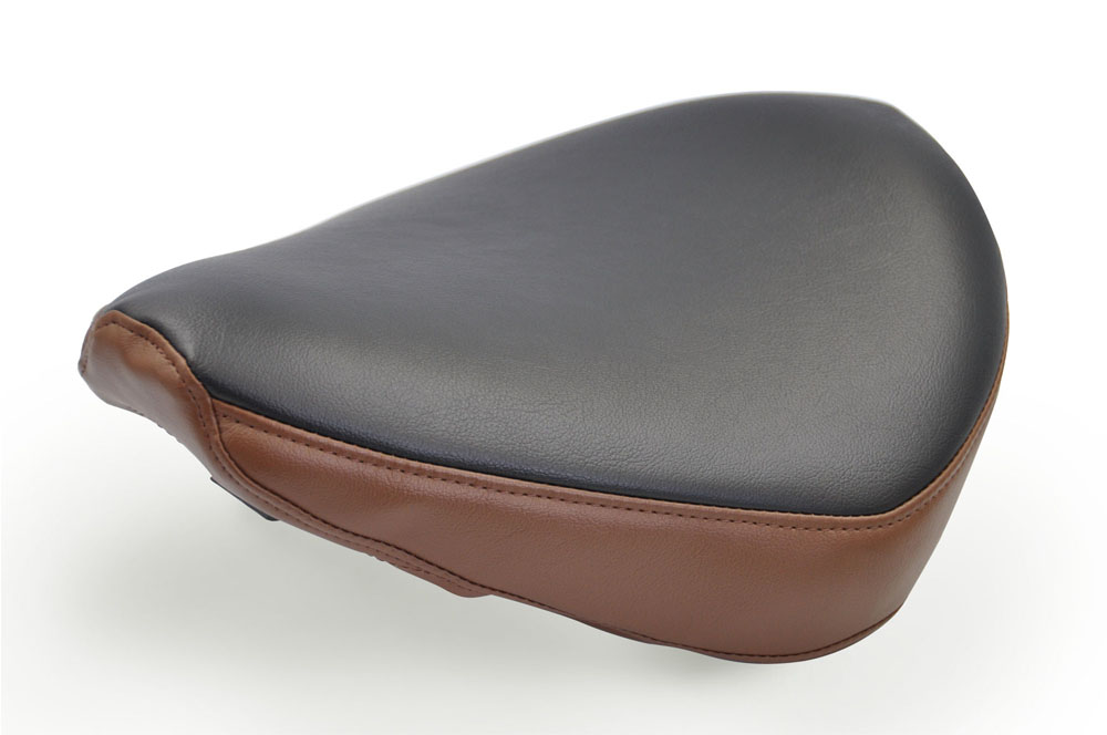 REBLE 250、REBLE 500 17- Seat Cover Main BLACK/BROWN