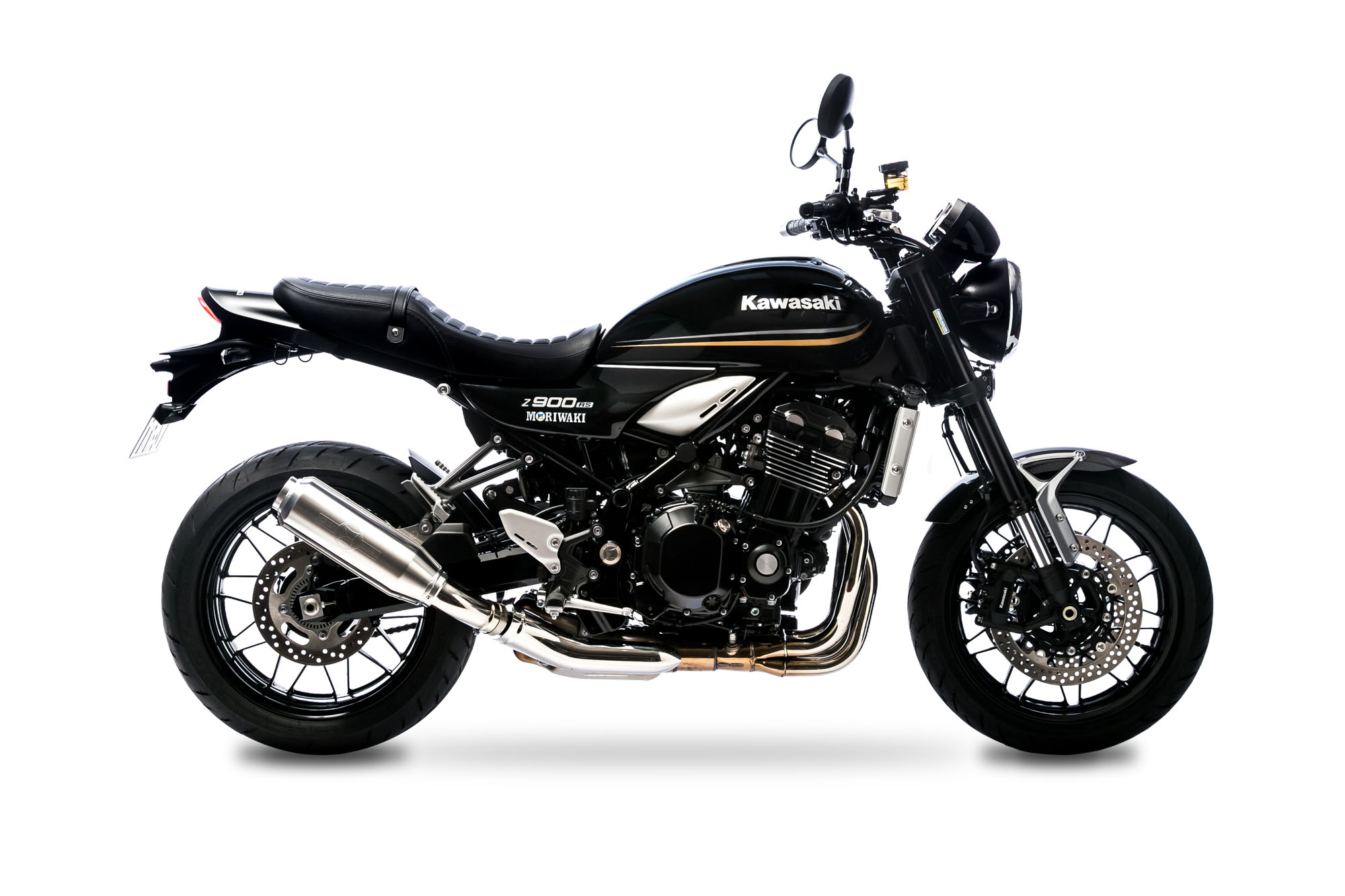 Z900RS/CAFE 18- SlipOn Exhaust MONSTER
