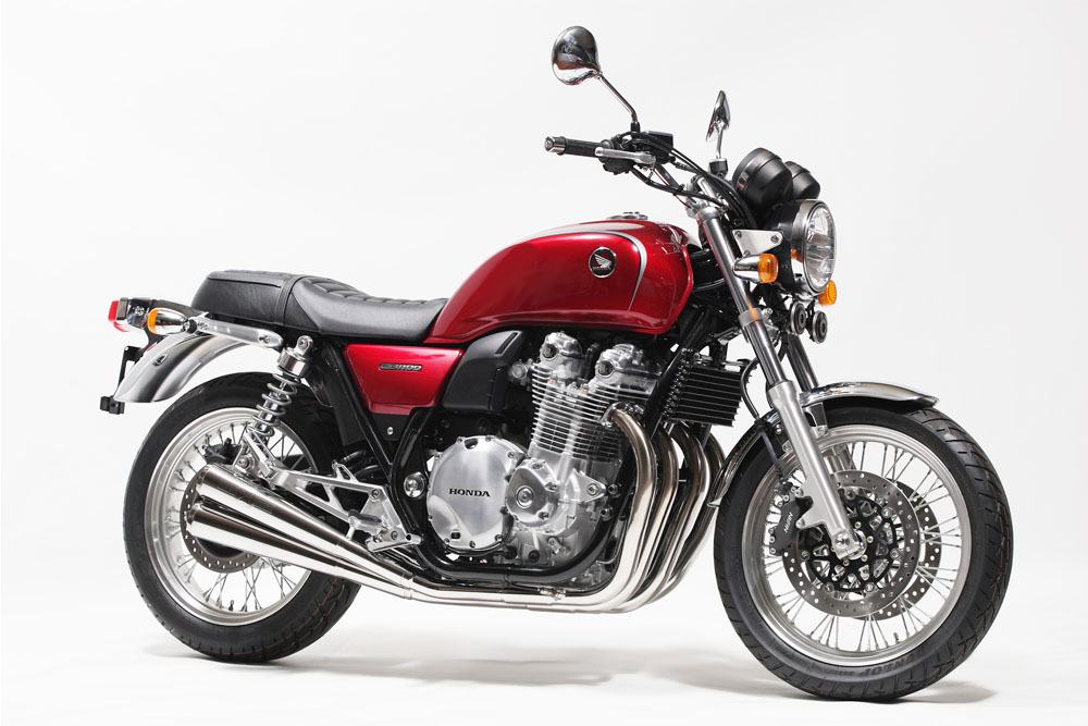 CB1100/EX 14-16 FullExhaust RC Four, STAINLESS EDITION
