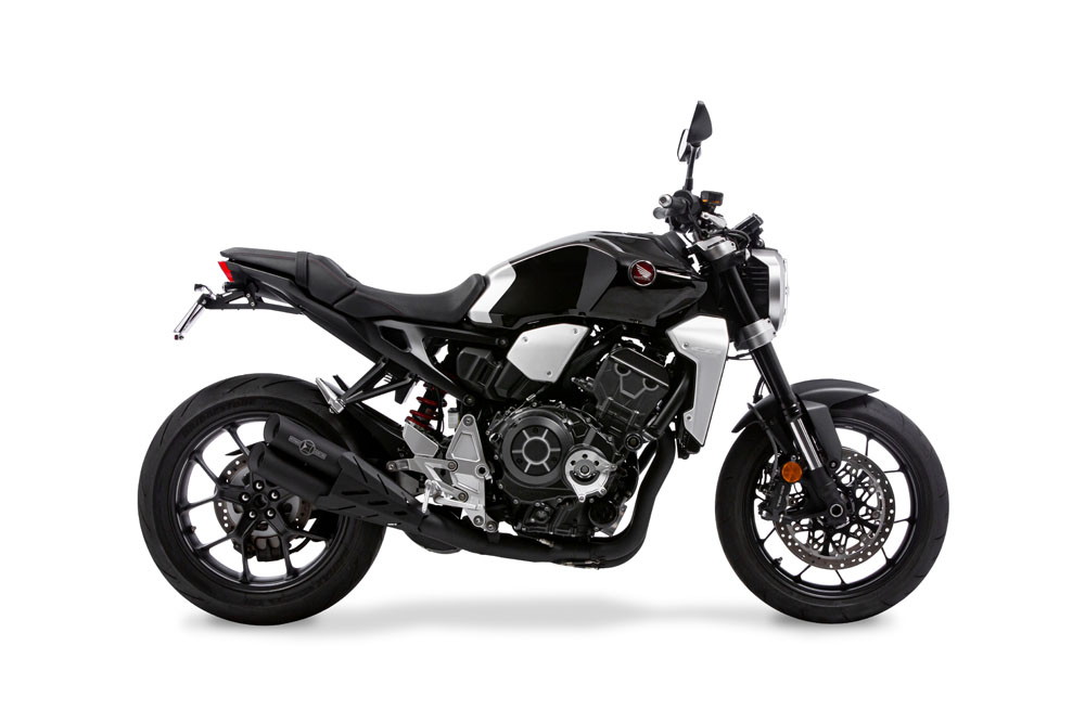 CB1000R 18-20 CROSS-SHORT TWIN BLACK