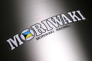 MORIWAKI RACING ステッカー/L