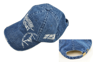 Vintage Denim Cap